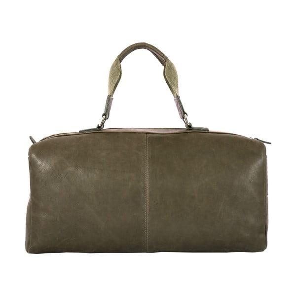 Pánská cestovní taška Vintage Green Army