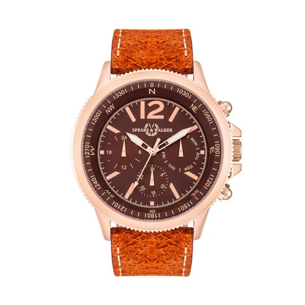 Pánské hodinky Spike Orange