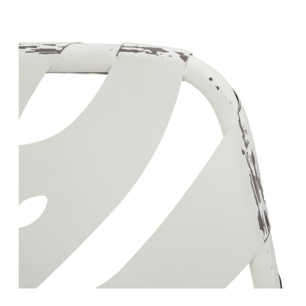 Sada 2 bílých židlí Mauro Ferretti Palma