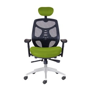 Kancelářské křeslo Norton XL, zelené