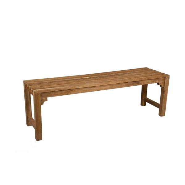 Zahradní lavice z teakového dřeva Santiago Pons