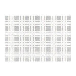 Koberec Escocés 160x120 cm, šedý