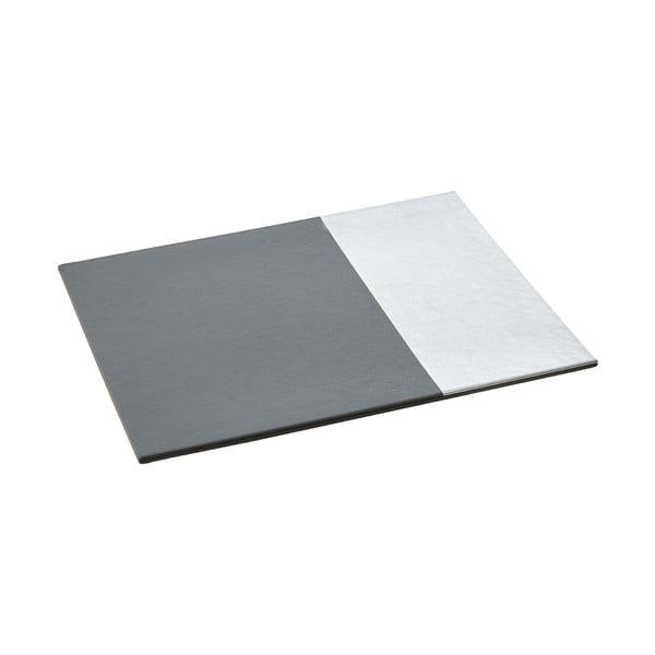 Sada 4 šedých prostírání Premier Housewares Geome, 29 x 22 cm
