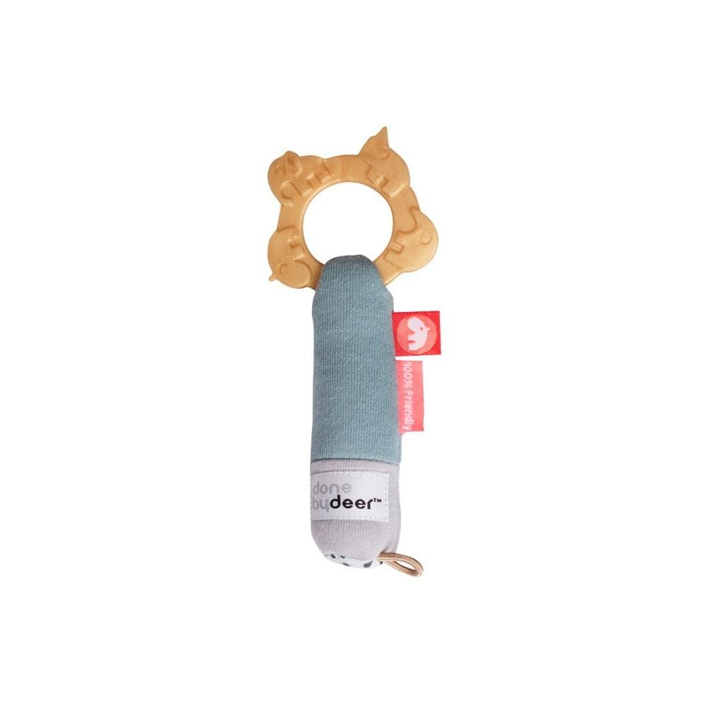 Chrastítko s kousátkem Done by Deer Tiny Toy