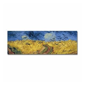 Reproducere tablou pe pânză Vincent Van Gogh, 90 x 30 cm de la Unknown