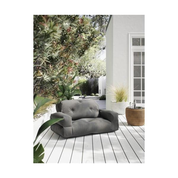 Canapea extensibilă potrivită pentru exterior Karup Design Design OUT™ Hippo Beige, bej