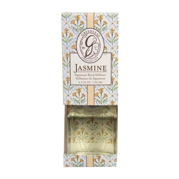 Difuzér s vôňou jazmínu Greenleaf Signature Jasmine, 124 ml