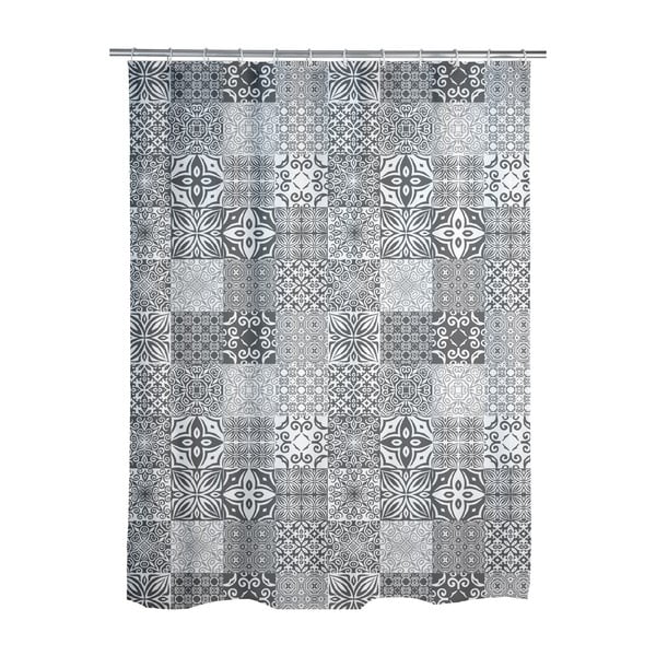 Perdea de duș Wenko Portugal, 180 x 200 cm