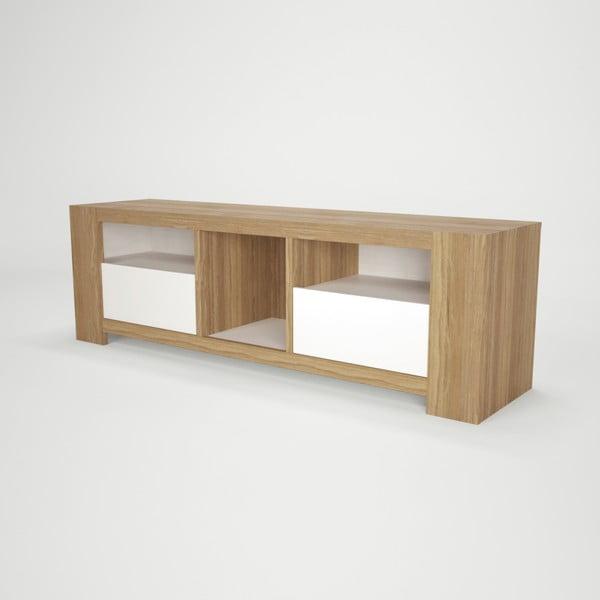 TV stolek z bukového dřeva Artemob