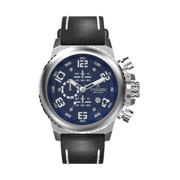 Pánské hodinky Everest 1953, Metallic/Blue