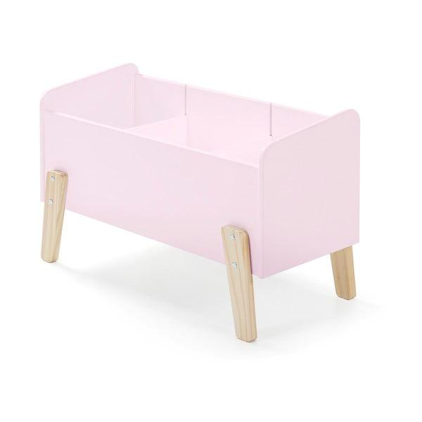Pătuț pentru jucării Vipack Kiddy, roz