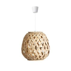 Lampă de tavan din bambus Ixia Avignon