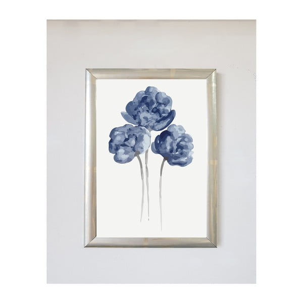 Obraz Piacenza Art Flower, 30 × 20 cm