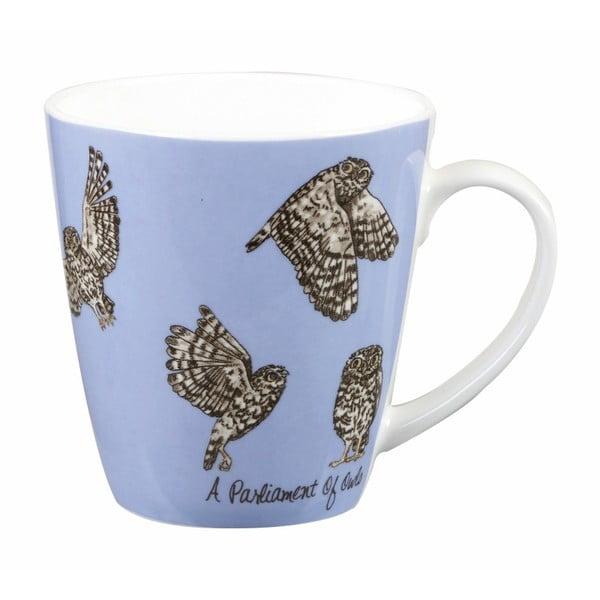 Hrnek Churchill Crowd Cherry Owls, 360 ml