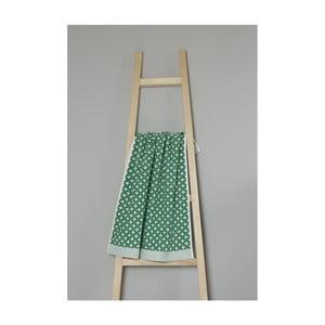 Zelený bavlněný ručník My Home Plus Spa, 50 x 70 cm