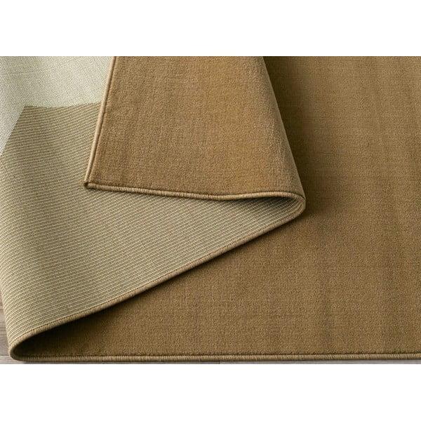 Hnědý koberec Hanse Home City & Mix, 140x200cm