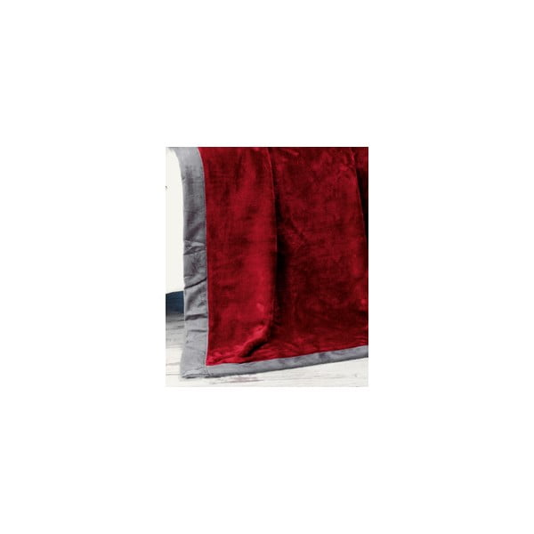 Deka Cuddly Red, 220x240 cm