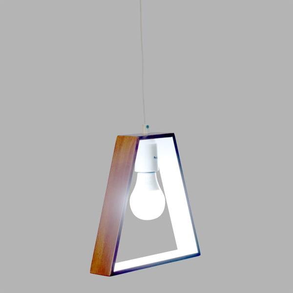 Závěsné svítidlo z habrového dřeva Masivworks Bella