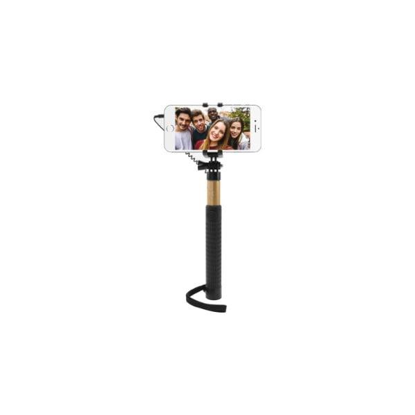 Teleskopický selfie stick FIXED, zlatý