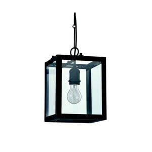 Černé stropní svítidlo Evergreen Lights Retora