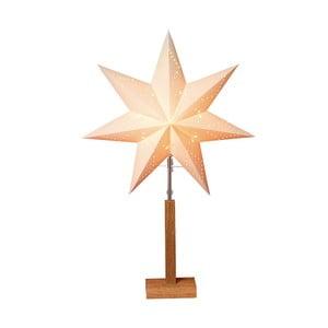 Svítící hvězda se stojanem Best Season Karo Star