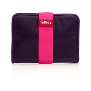 Fialovo-růžový obal na tablet Fatboy Tuxedo