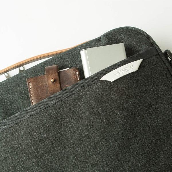 Taška/obal na notebook R Brief 100 Kodra, black