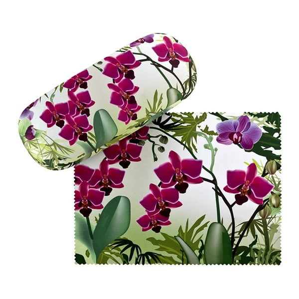 Etui na okulary Von Lilienfeld Orchids