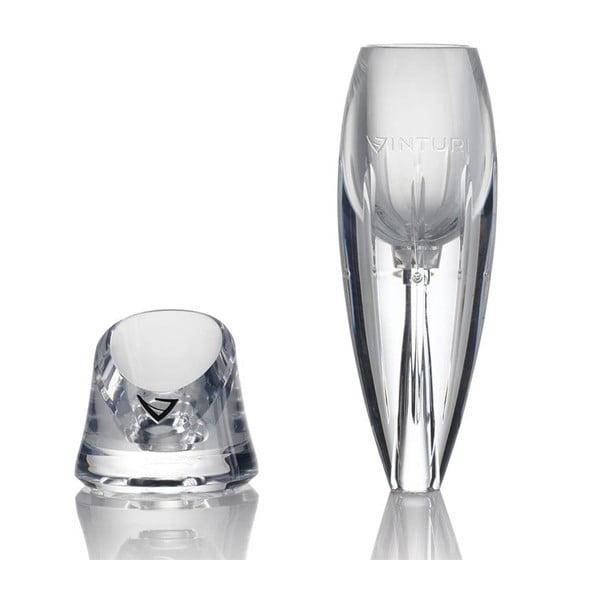 Karafa a provzdušňovač na vína Vinturi
