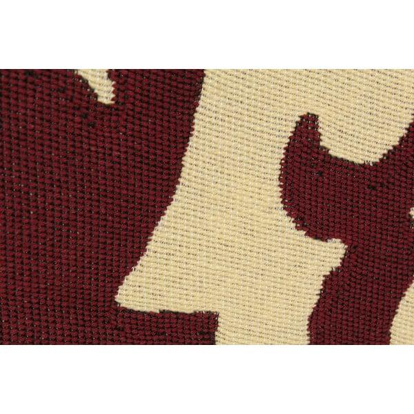 Červený koberec Ya Rugs Agac Claret. 60x90cm