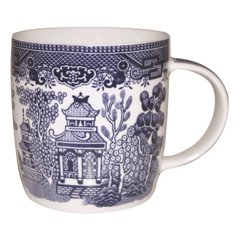 Hrnek Churchill China Blu Willow, 340 ml