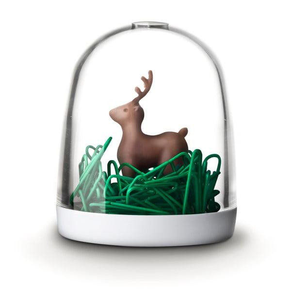 Krabička na kancelářské sponky Deer In The Forest