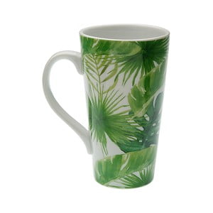 Porcelánový hrnek Versa New Leafes
