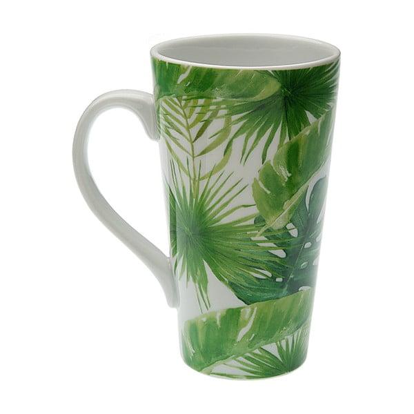 Kubek porcelanowy Versa New Leafes