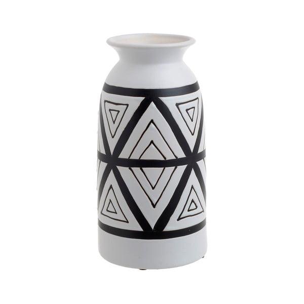 Ceramiczny wazon InArt Geometry, ⌀ 14 cm