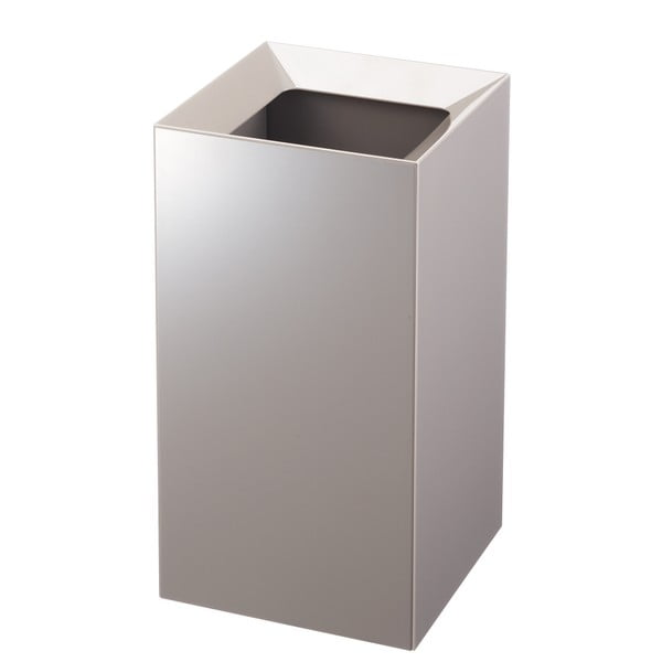 Šedý odpadkový koš Yamazaki Veil