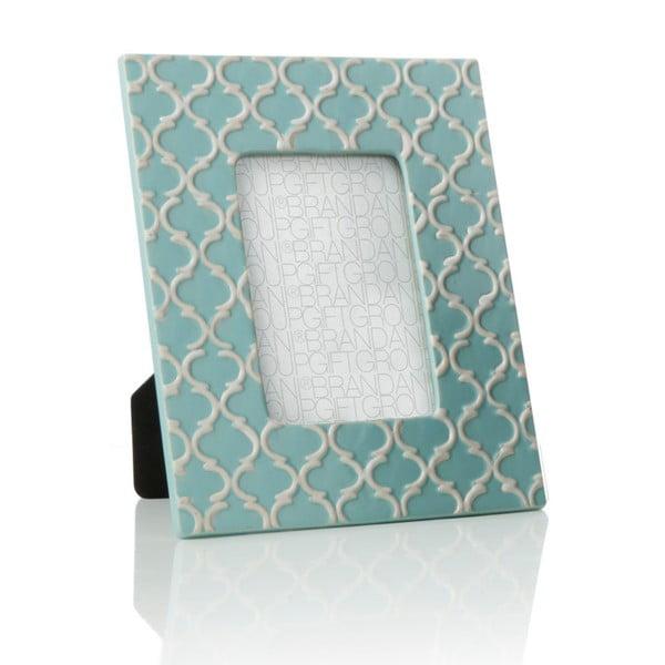 Modrý rámeček na fotografie Brandani