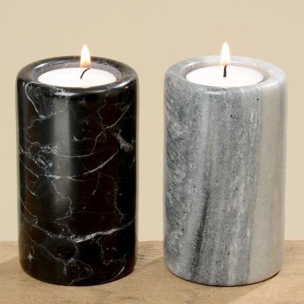 Sada 2 svícnů Marble