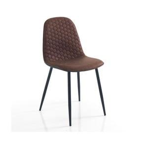 Hnědá jídelní židle Tomasucci Gale