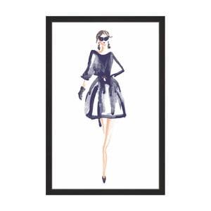 Obraz na plátně Marmont Hill Fashion, 45 x 30 cm