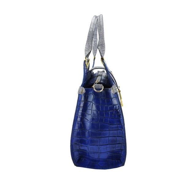 Kožená kabelka Sonia Blue