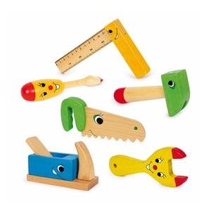 Dřevěná hrací sada pro malé kutily Legler Case