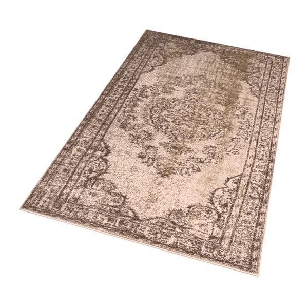 Růžovo-hnědý koberec Hanse Home Celebration Tarro, 80 x 150 cm