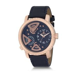 Pánské hodinky s koženým řemínkem Bigotti Milano Michael