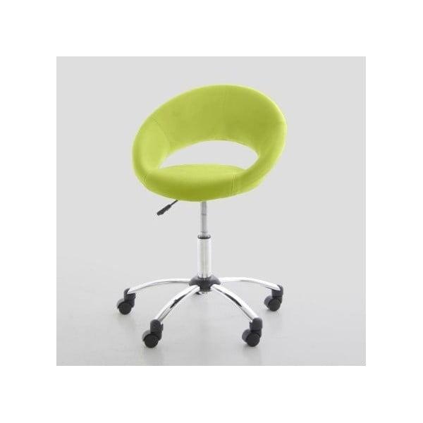 Kancelářská židle Plump, limetková
