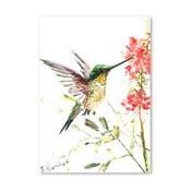 Poster de artă, Hummingbird, autor Suren Nersisyan, 42 x 30 cm
