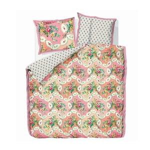 Povlečení La Fleur De Vie Pink, 140x220 cm