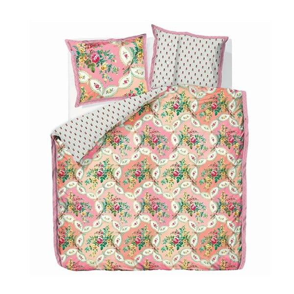 Povlečení La Fleur De Vie Pink, 240x220 cm