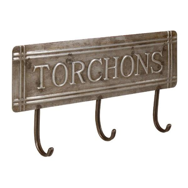 Kovový věšák Torchons