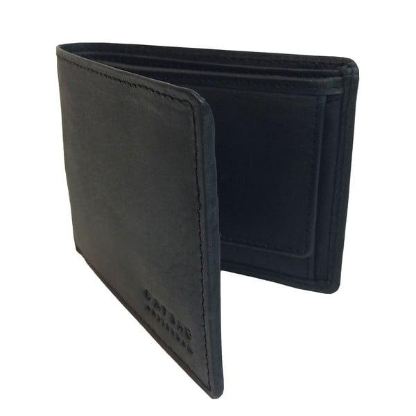 Kožená peněženka Tobi´s, černá